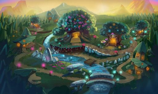 big_fantasy_environmentsketch_city world portal - main wictor hattenbach