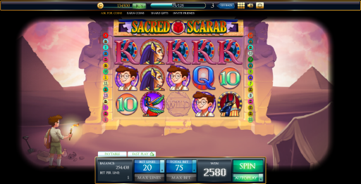 cro_golden_Scarab_logo_ingame in-game slot game #2 wictor hattenbach