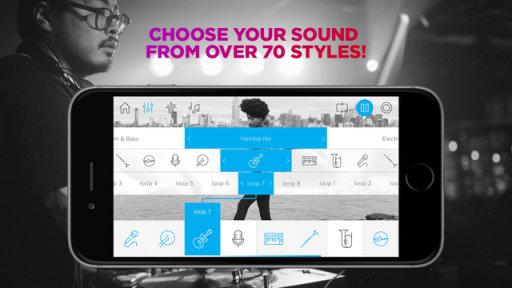magix_mmj_promo7 sound styles - marketing screen wictor hattenbach