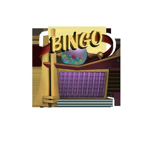 bingo portal - in-game art  wictor hattenbach