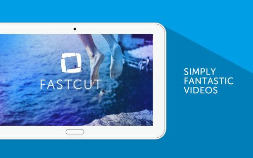 fastcut intro - marketing screen wictor hattenbach